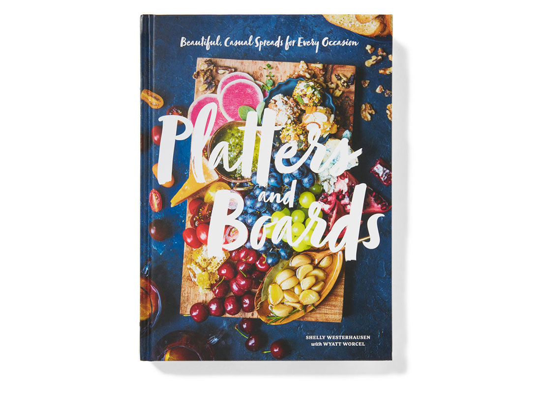 Platters and Boards book by Shelly Westerhausen