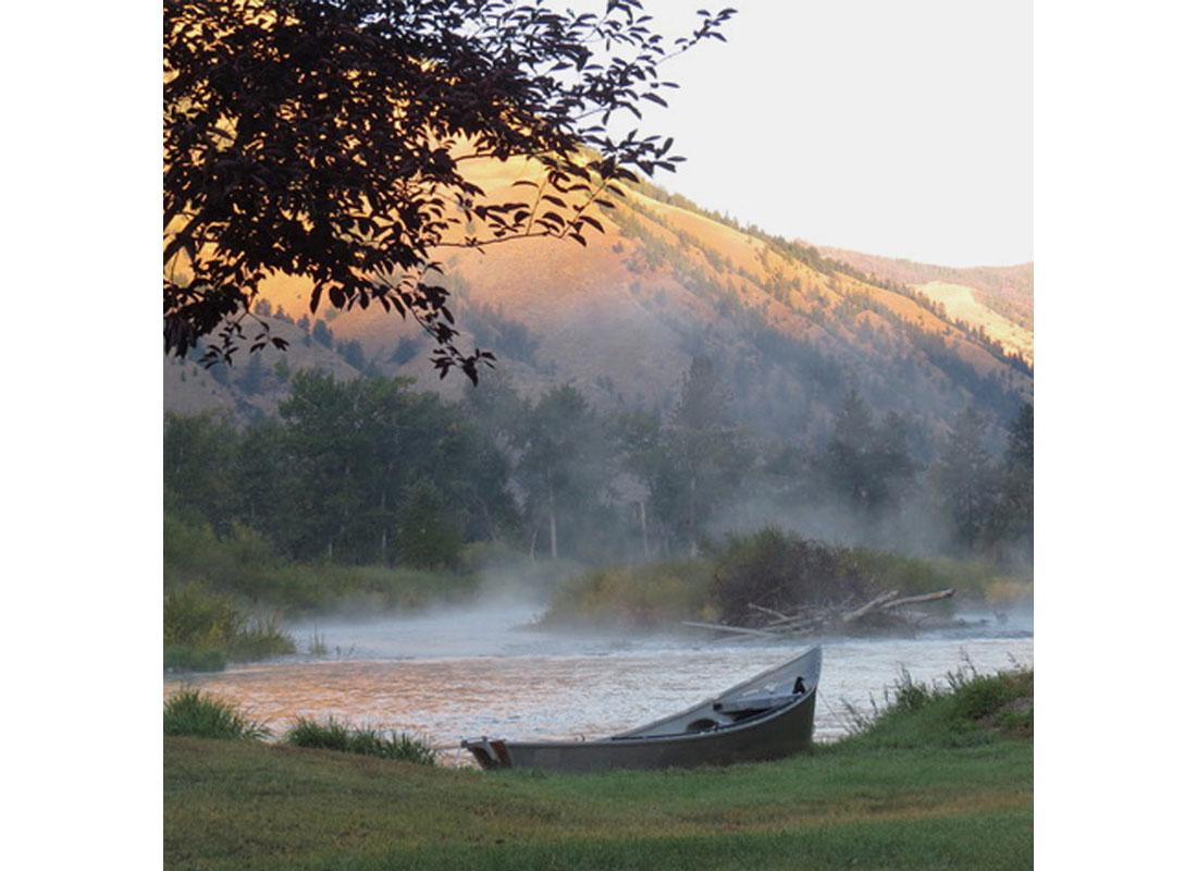 camping near water