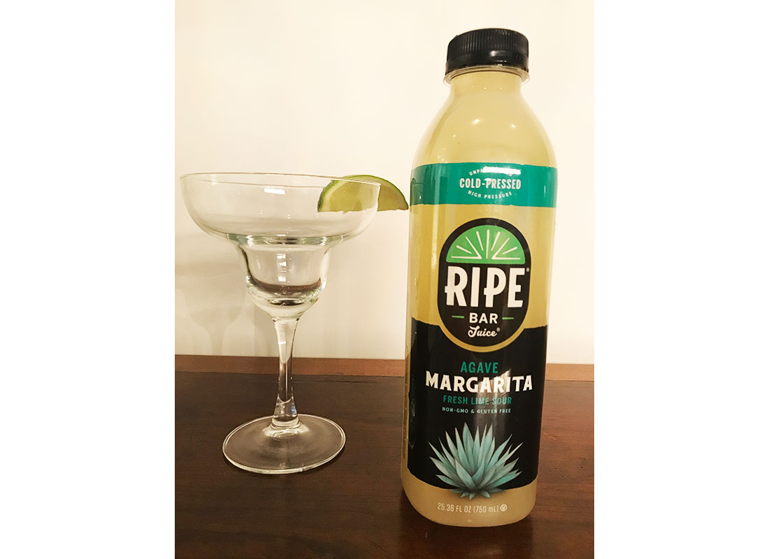 Ripe Bar Juice Agave Margarita Mix