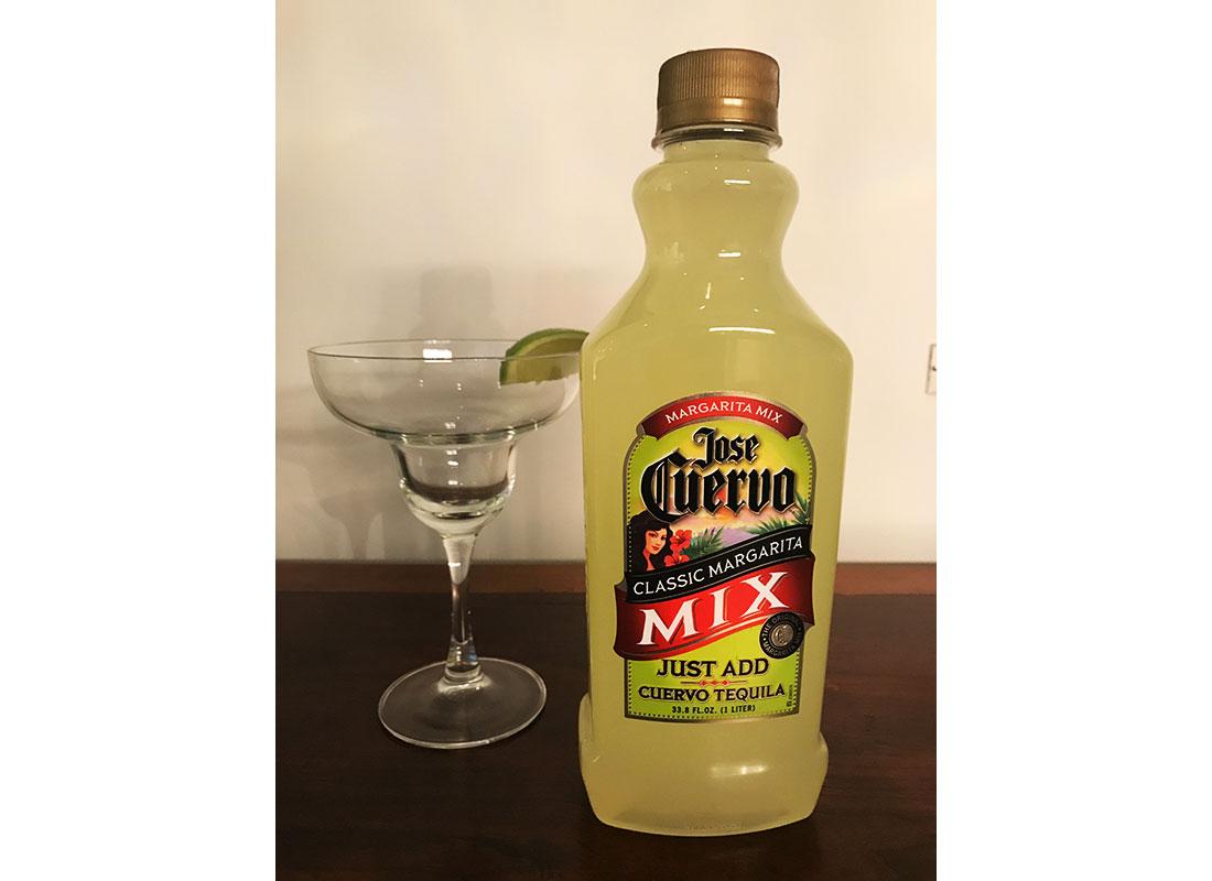 Cuervo Classic Lime Margarita Mix