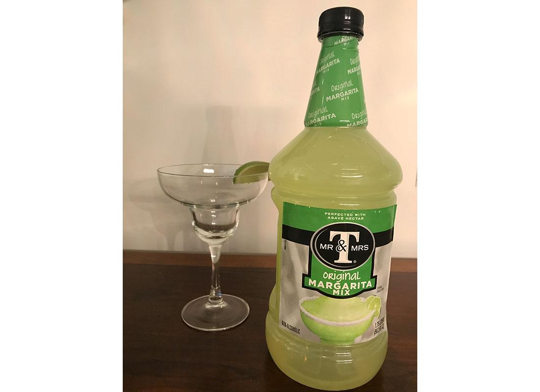Mr. & Mrs. T's Original Margarita Mix