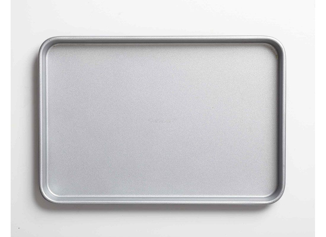 Use Rimmed Sheet Pans