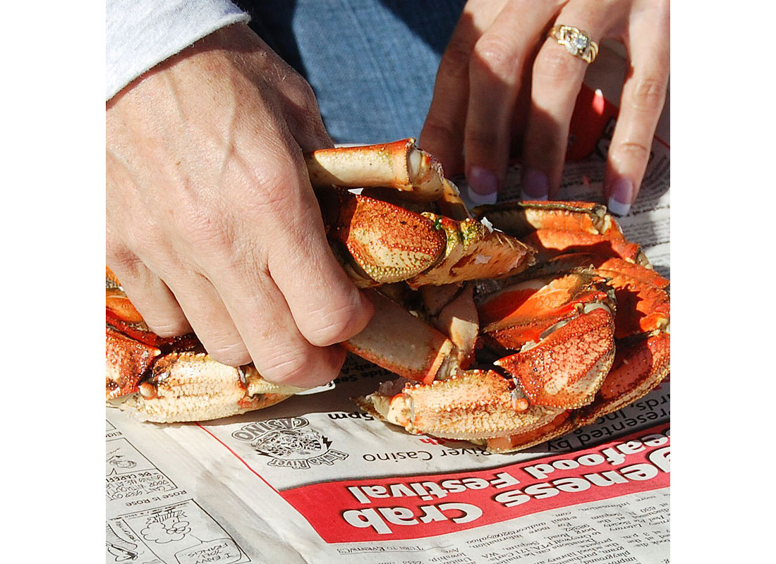 Dungeness Crab & Seafood Fest