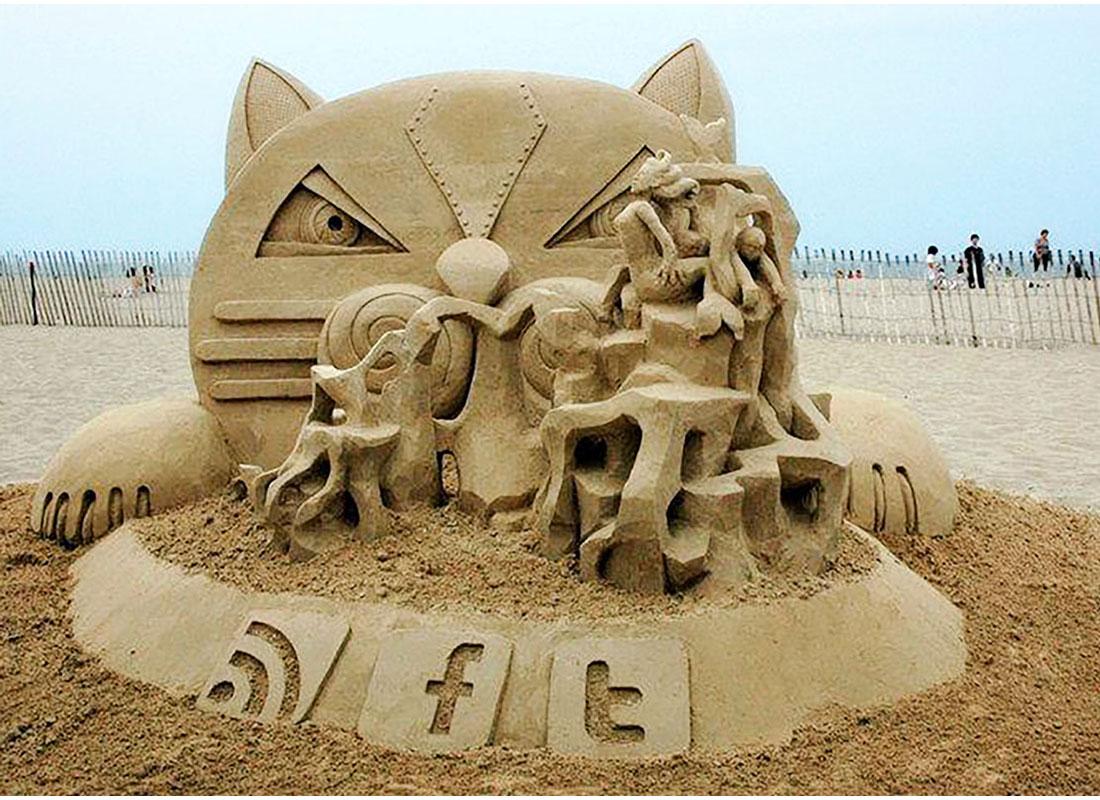 Hampton Beach Annual Sand Sculpting Classic