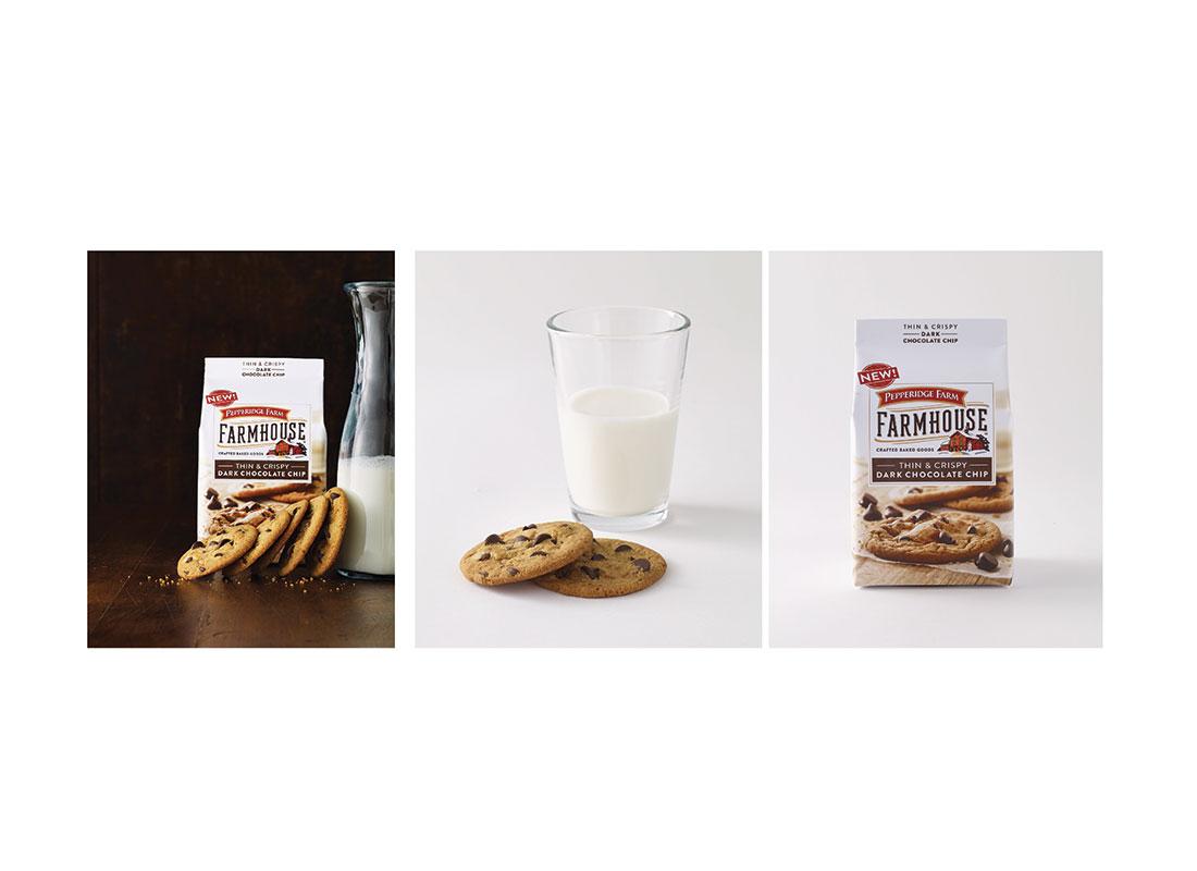 Pepperidge Farm Farmhouse Thin & Crispy Chocolate Chip Cookies