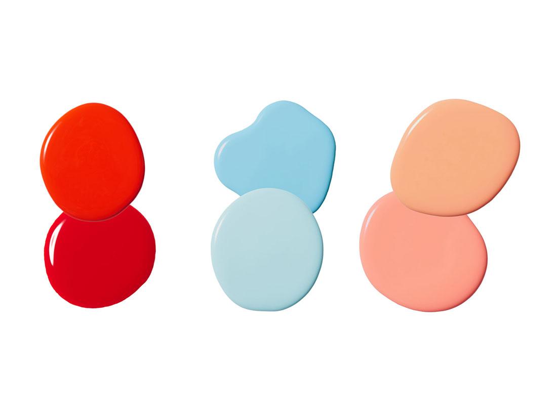 nail polish shades for summer 2018