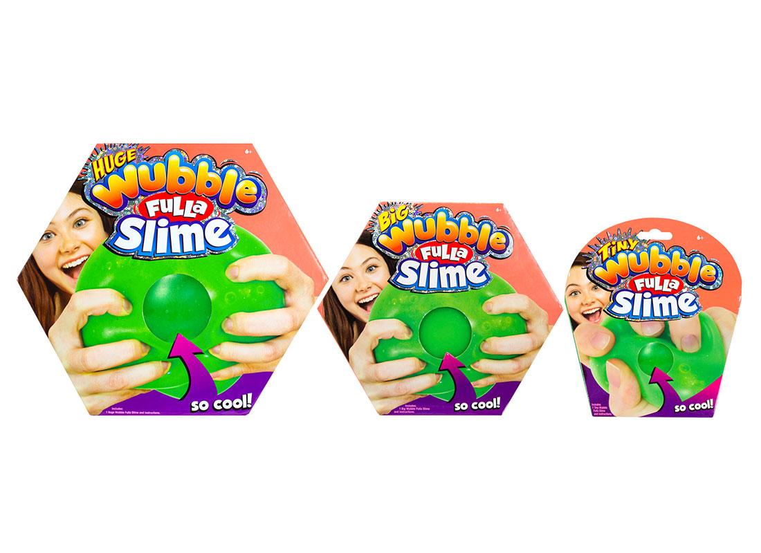 Wubble Fulla Slime  (NSI International)