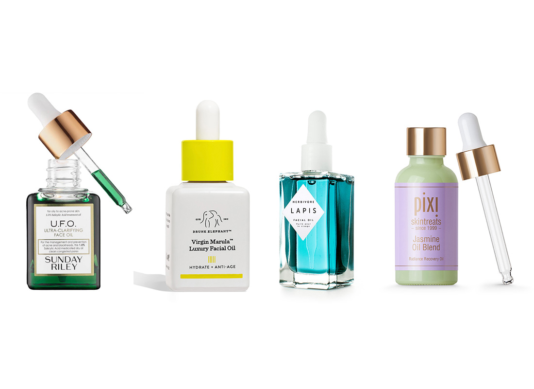 10 Best Face Oils for Acne-Prone Skin