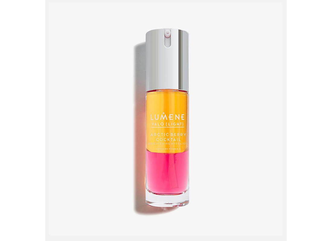 Lumene Valo Arctic Berry Cocktail Brightening Hydra-Oil