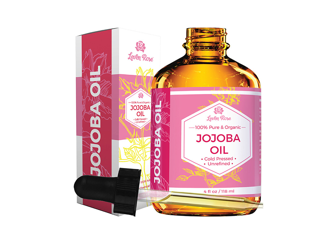 Leven Rose Jojoba Oil