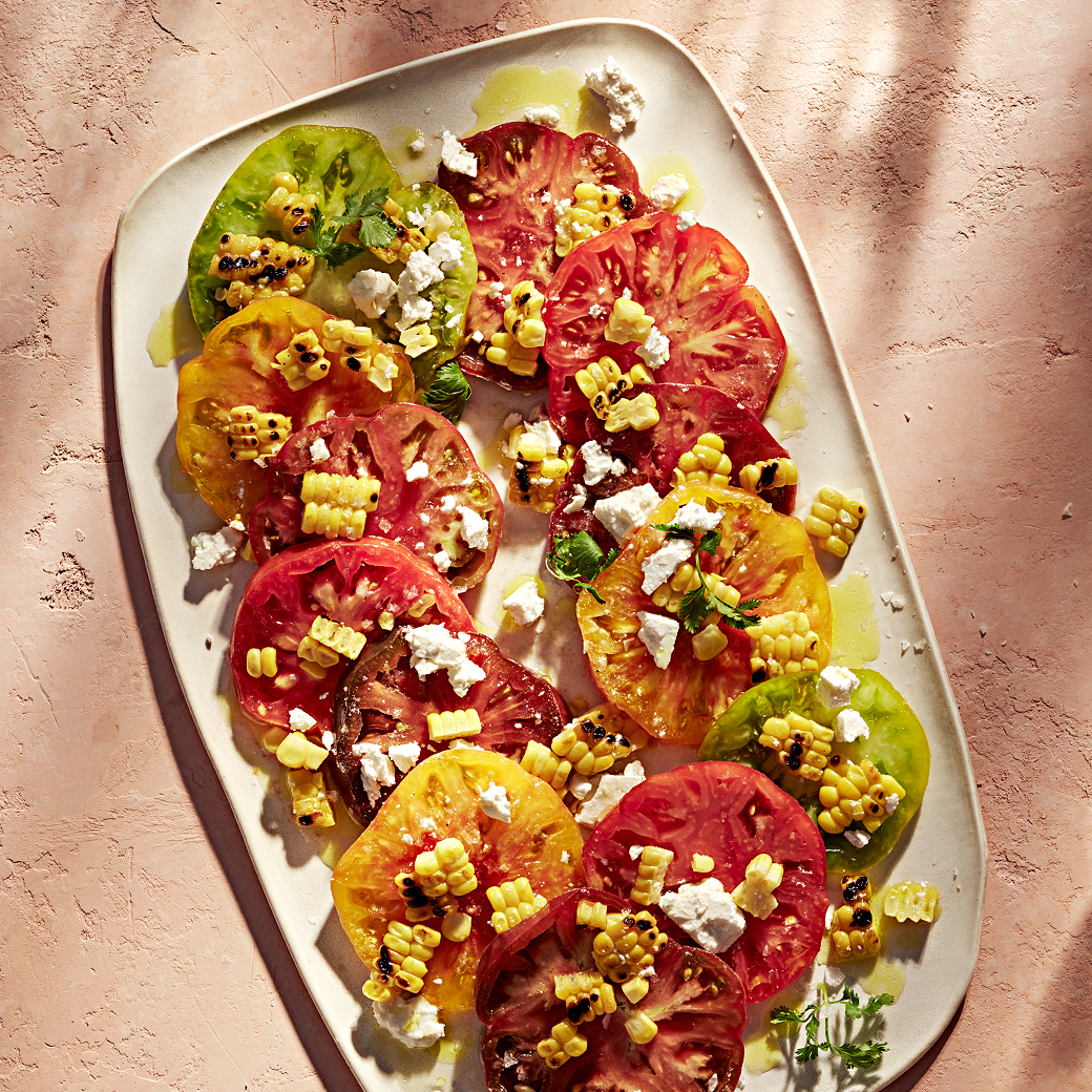 Corn & Tomato Recipes You'll Want to Eat All Summer