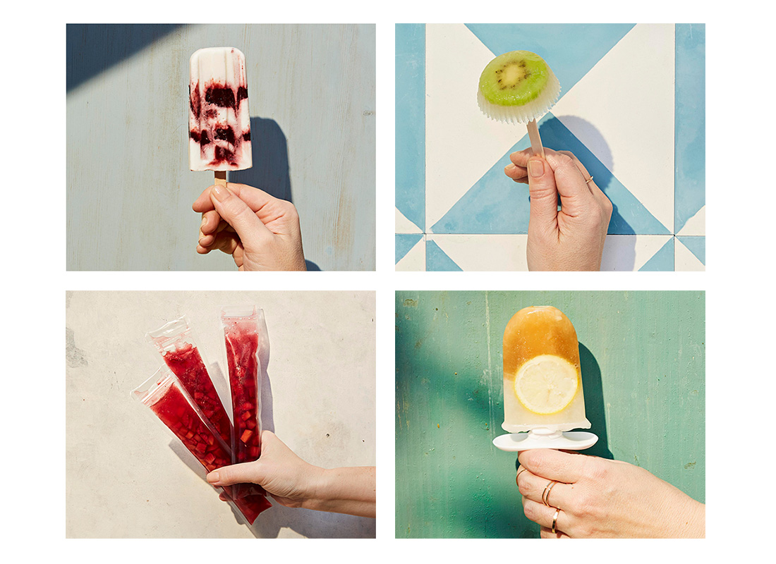 Quick & Easy Ice Pops You'll Want All Summer