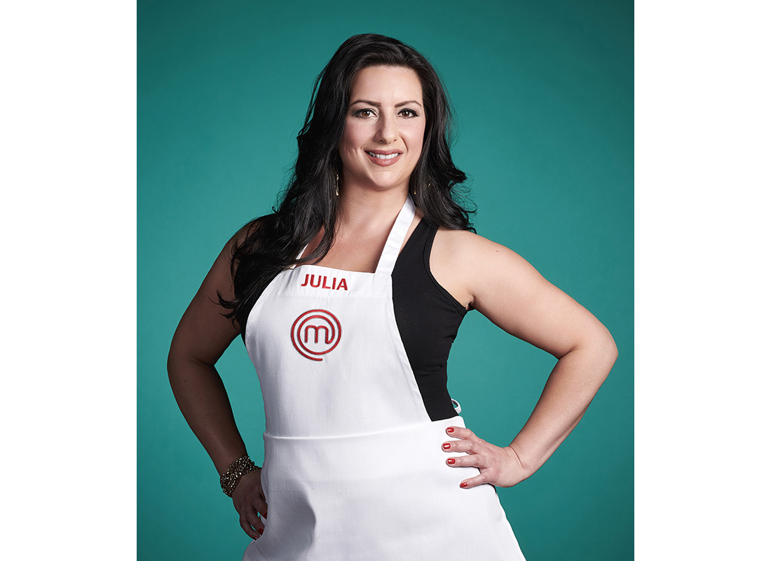 Julia from MasterChef