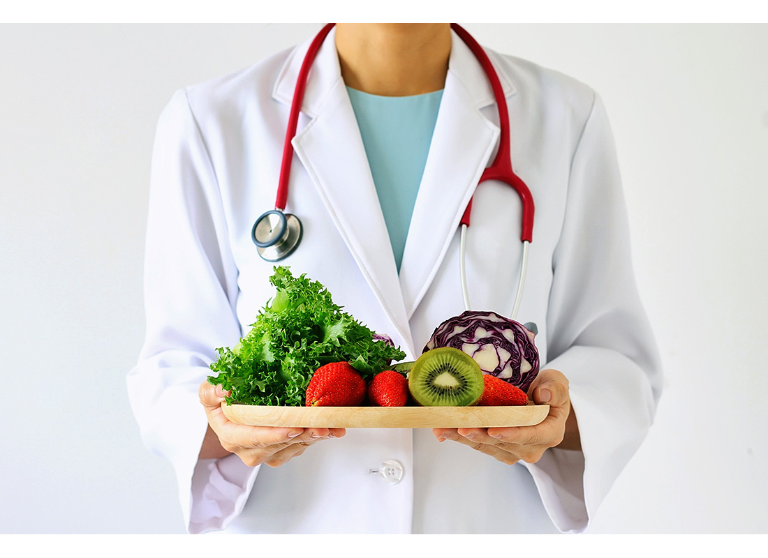 Doctors Are Starting to Prescribe Healthy Foods and Exercise