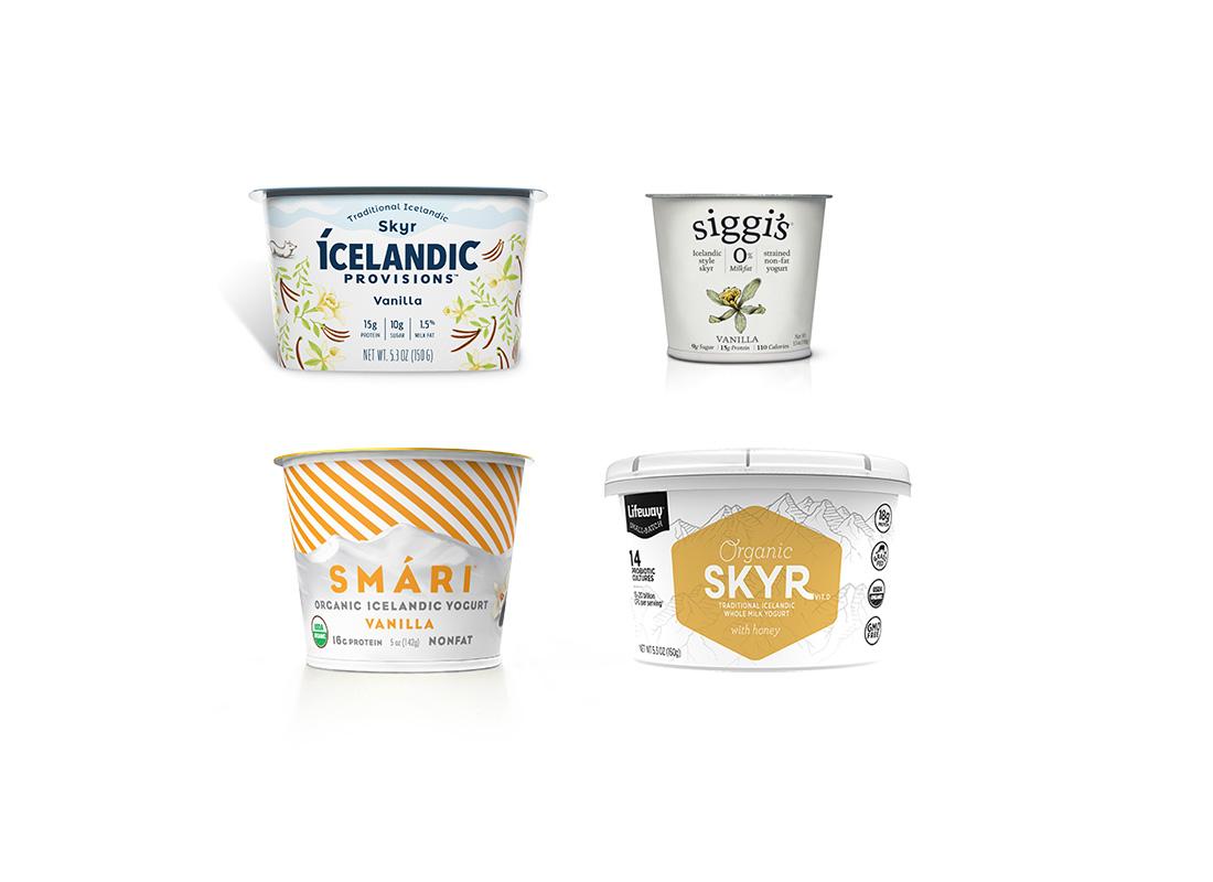 Beyond Greek: Tasting Icelandic Skyr, Kefir and Australian Yogurt
