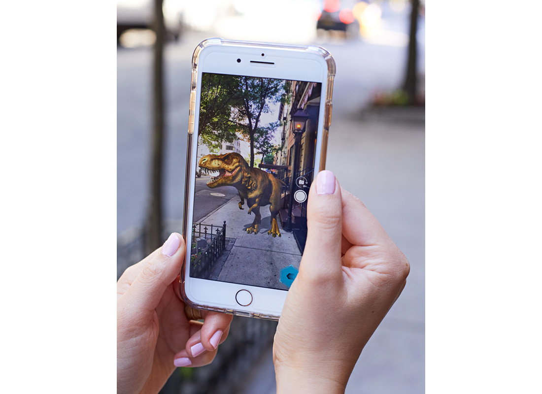 5 Cool Augmented Reality Apps
