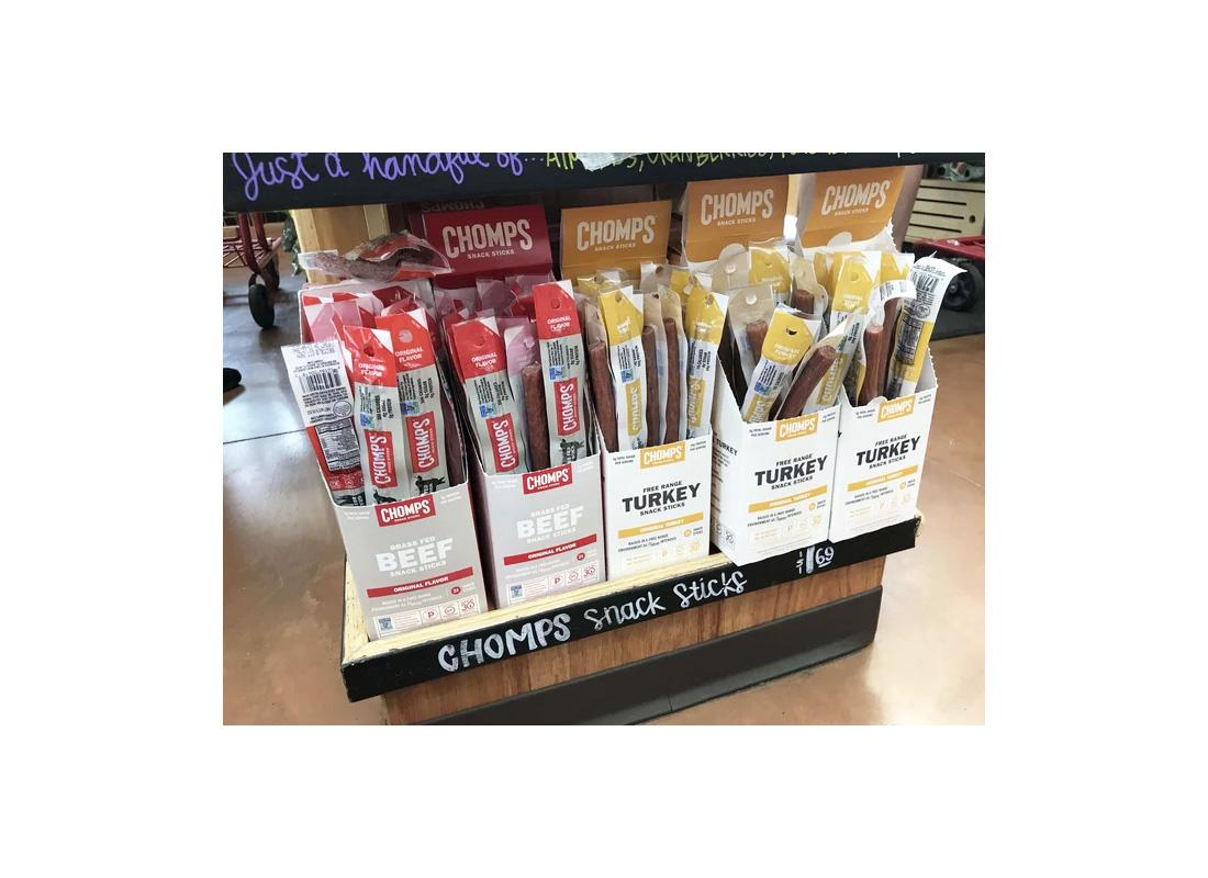 Trader Joe's Chomps Snack Sticks
