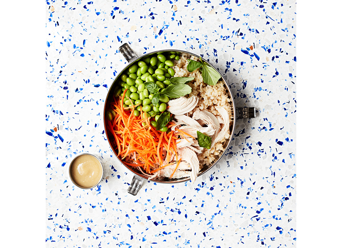 Quick & Easy Lunch Bowl Ideas