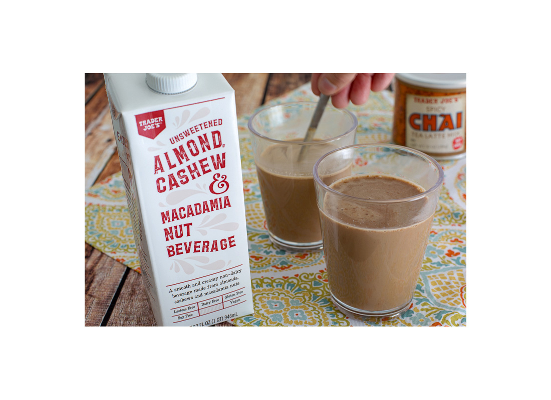 Trader Joe's Unsweetened Almond, Cashew & Macadamia Nut Beverage