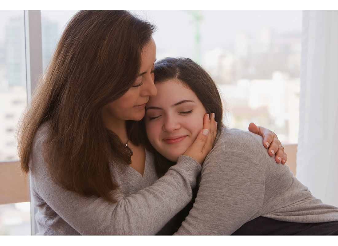 They May Not Want to Admit It, But Teens Still Need Their Moms—A Lot