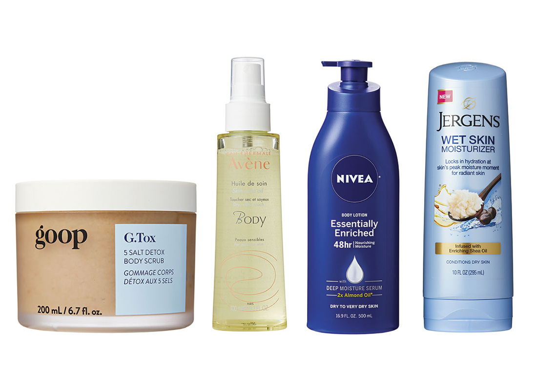 dry flaky skin solutions