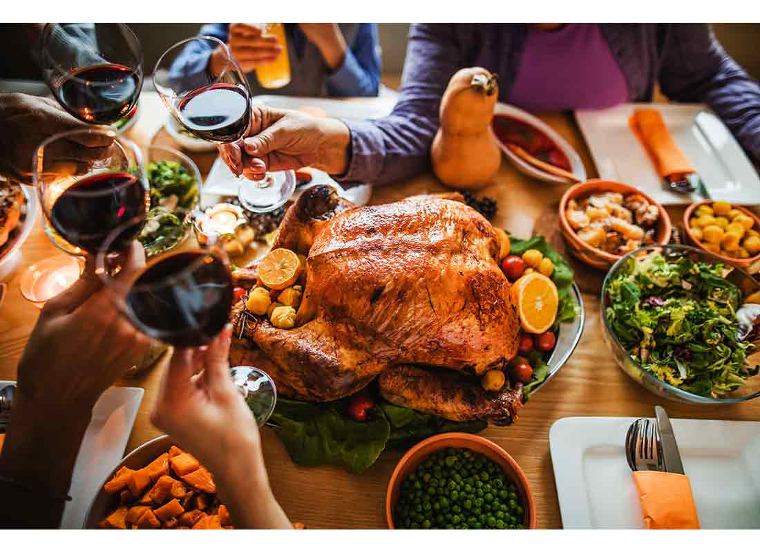 A Thanksgiving Survival Guide