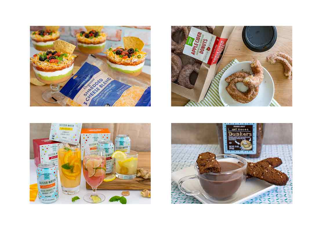 Trader Joe's Newest Products for Fall and the Perfect Recipes to Showcase Them