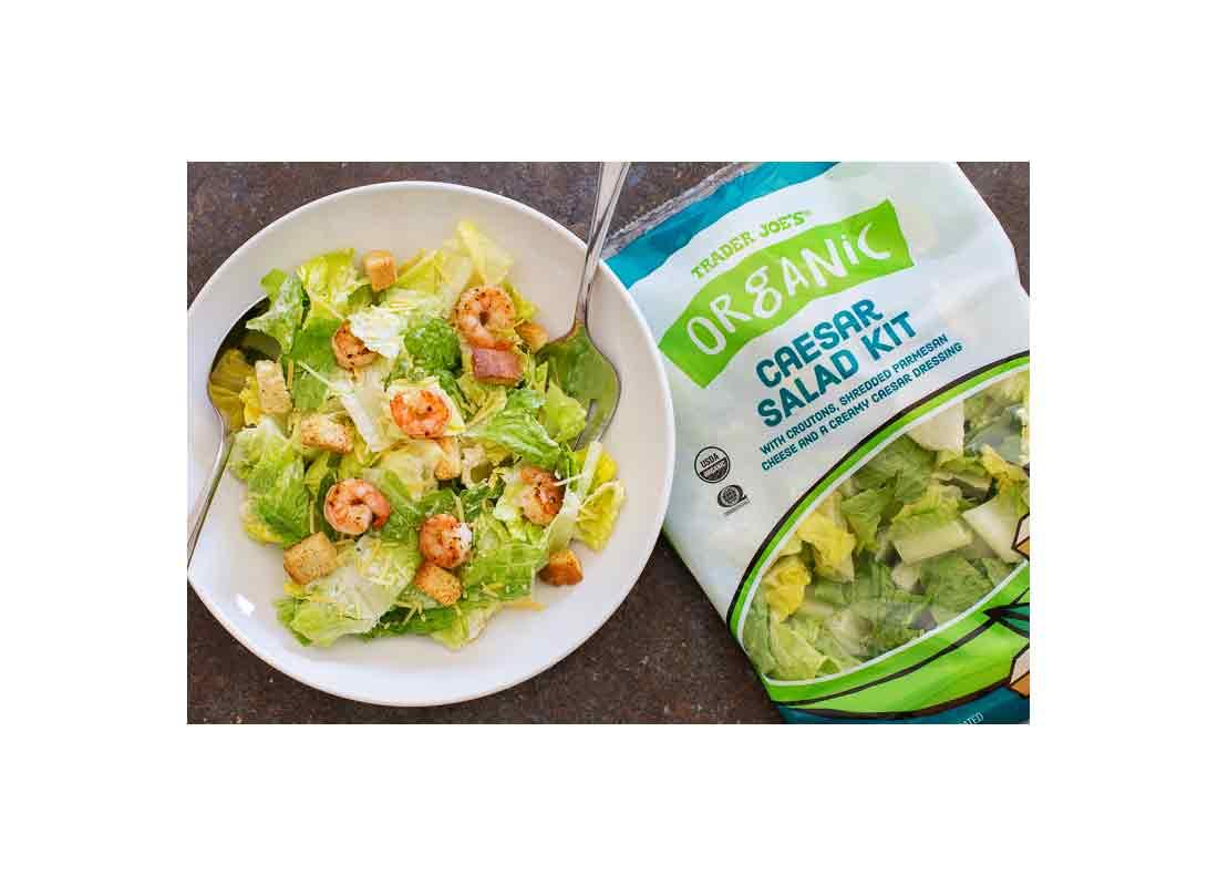 Organic Caesar Salad Kit