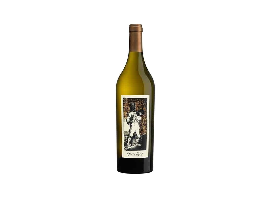 Blindfold from The Prisoner Wine Company