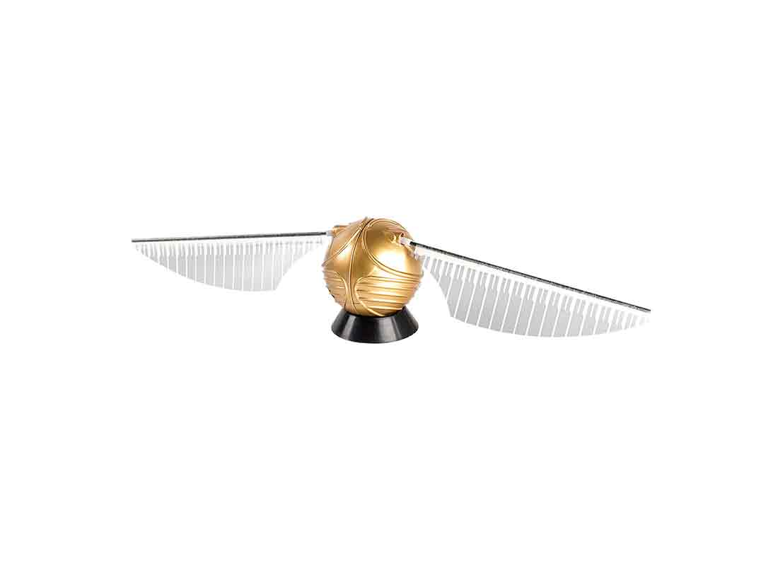 Mystery Flying Snitch