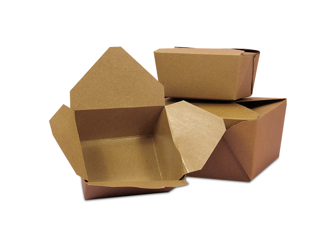 biodegradable take-out boxes
