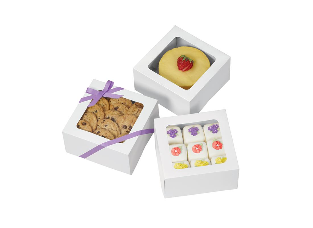 Wilton treat boxes