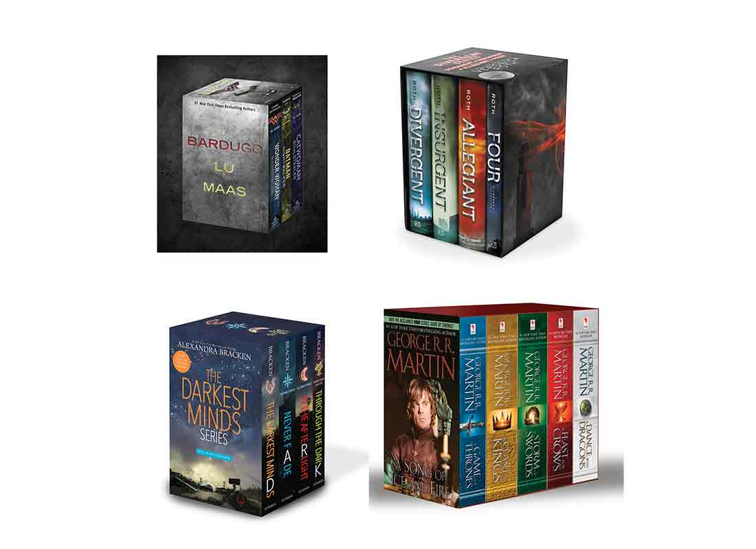 book gift sets