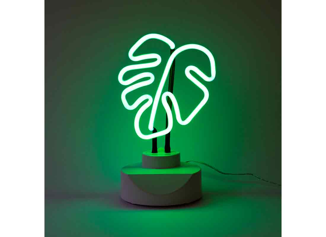 Tabletop Neon Signs