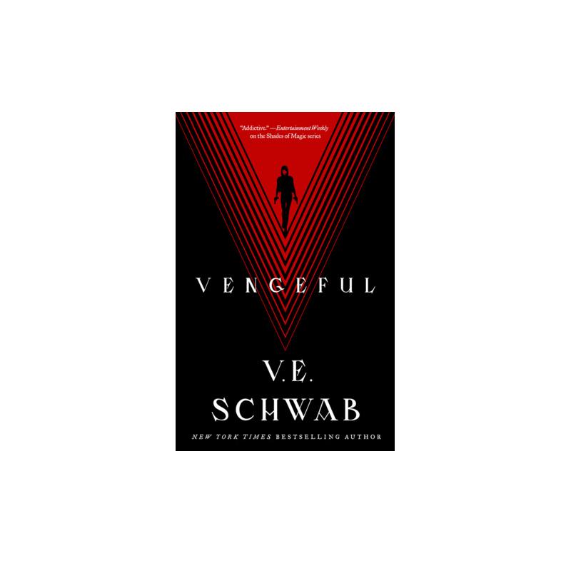 Good Reads SciFi Vengeful