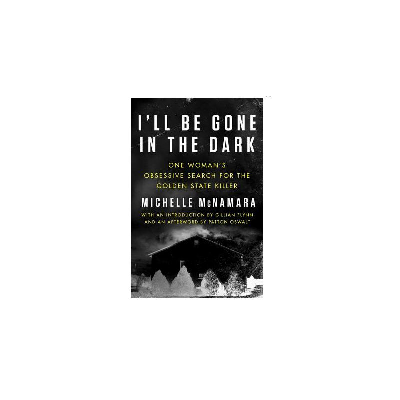 Goodreads Nonfiction I'll Be Gone in the Dark