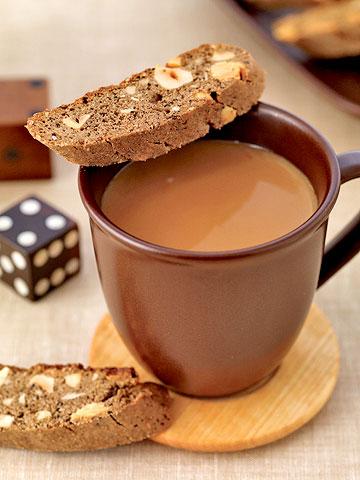 Cinnamon-Nut Biscotti