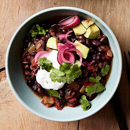 Black Bean Skillet Dinner