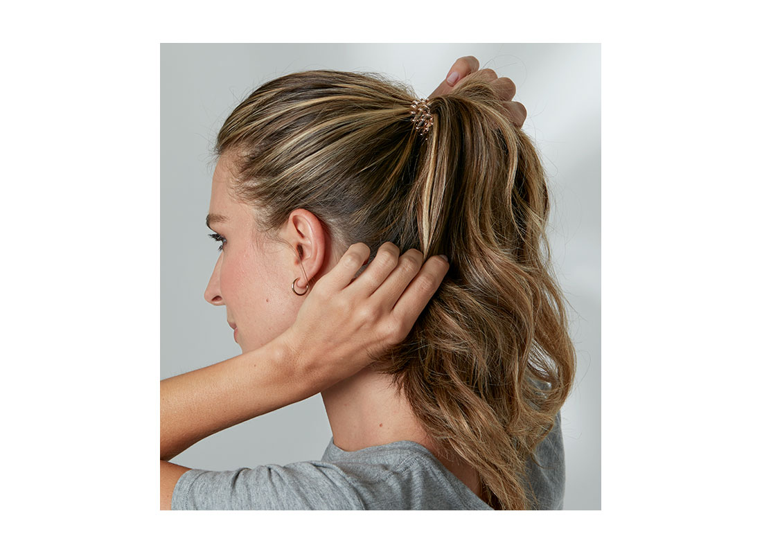 The Fix: Ponytail Dent