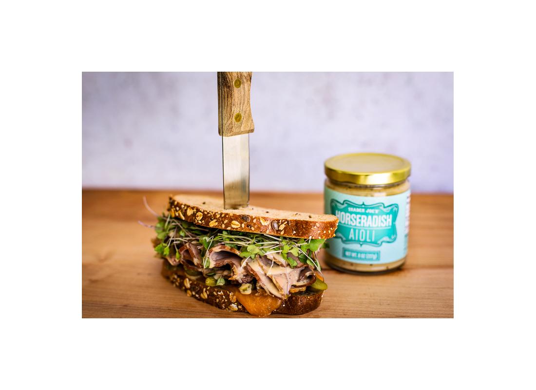 Trader Joe's Horseradish Aioli