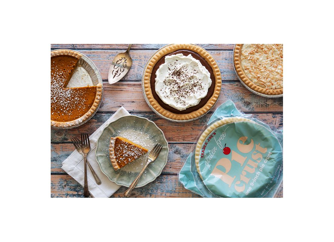 Trader Joe's Gluten-Free Pie Crust