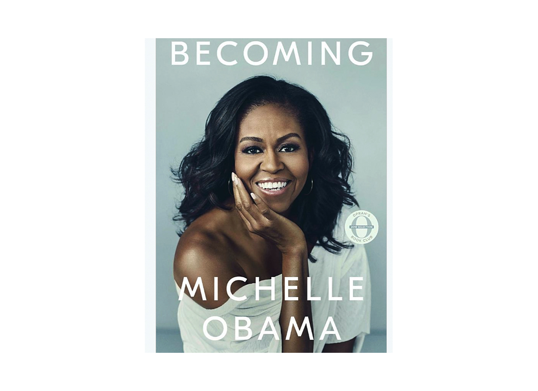 Becoming book by Michelle Obama