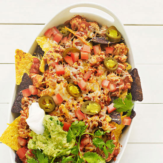 Our Favorite Cheesiest Nachos Ever