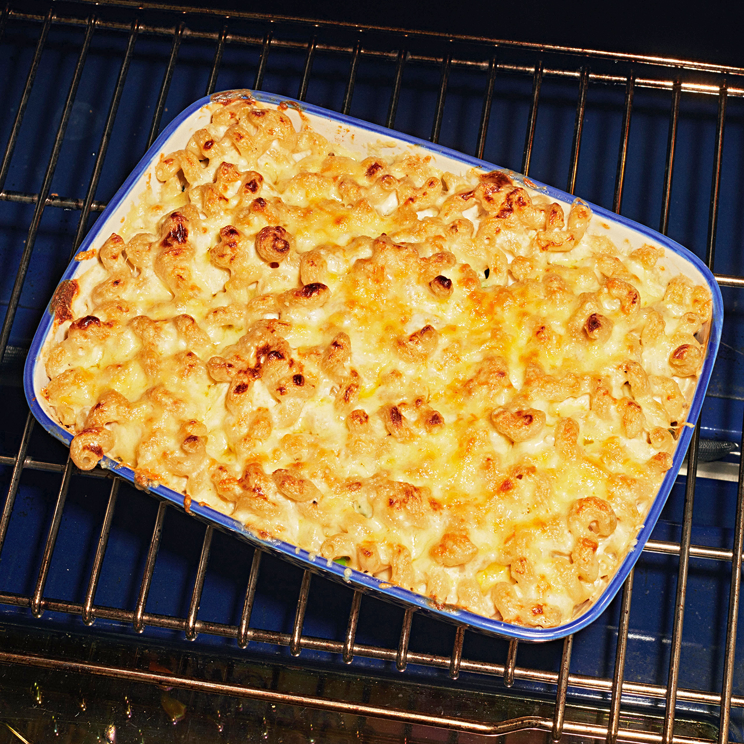 Stuffed Mac and Cheese