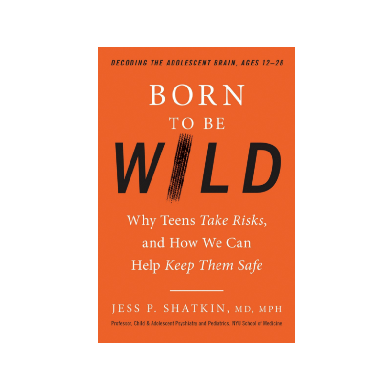 Born to Be Wild by Jess Shatkin