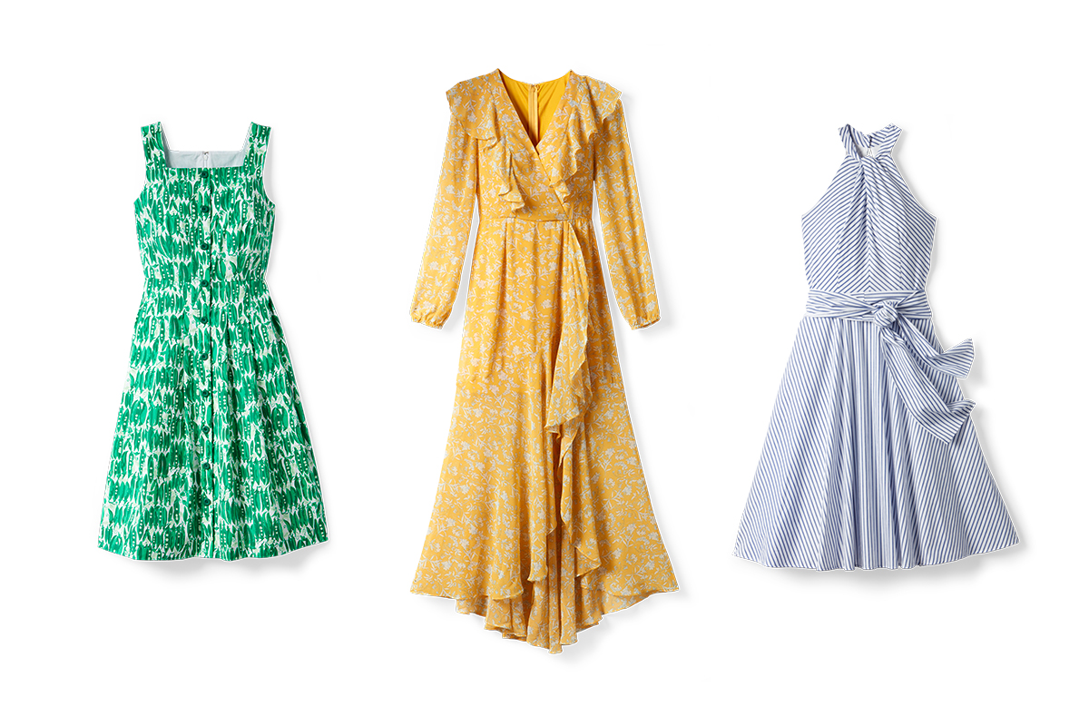 spring 2019 dress ideas