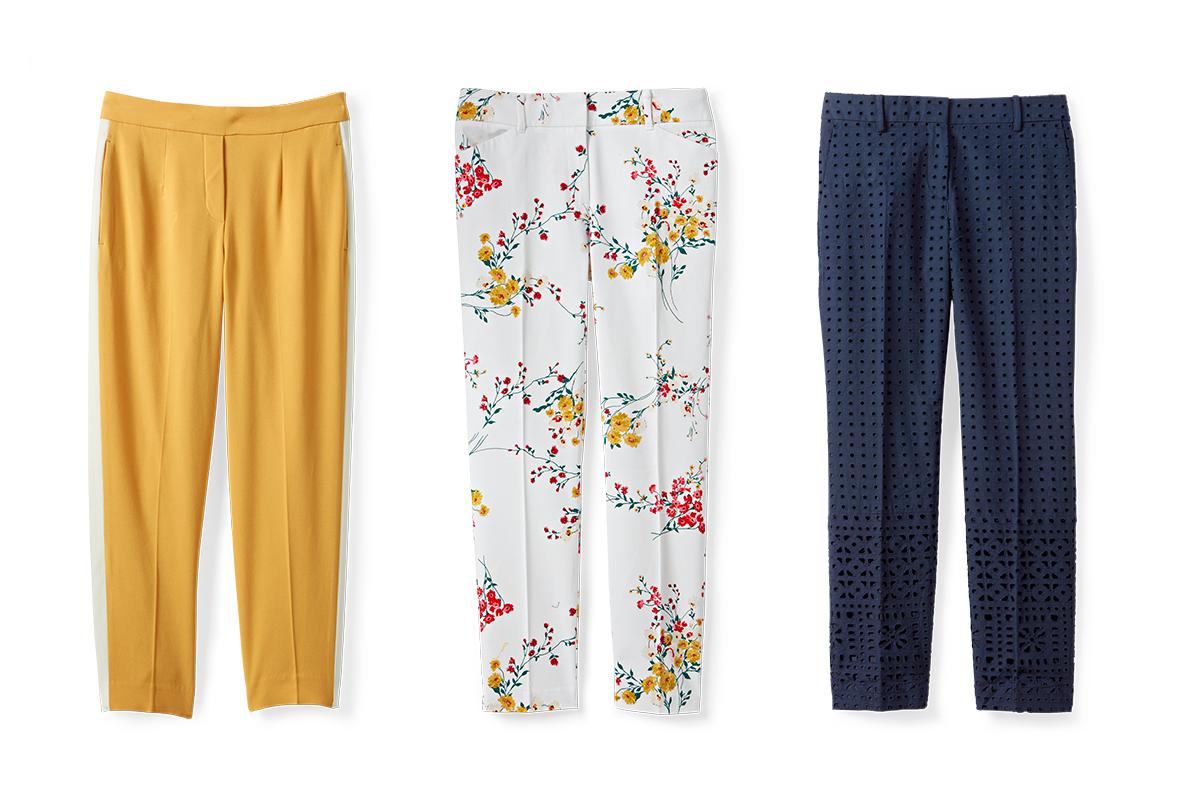 spring 2019 pants
