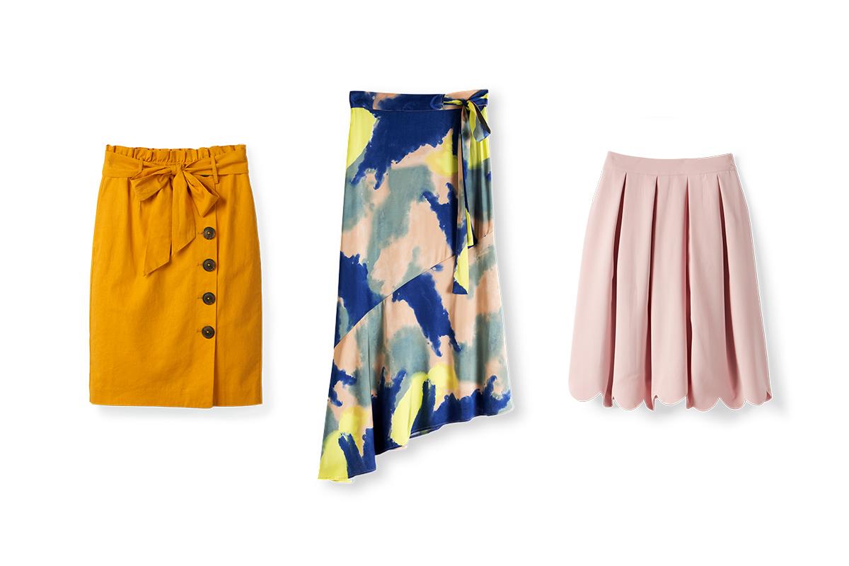 spring 2019 skirts