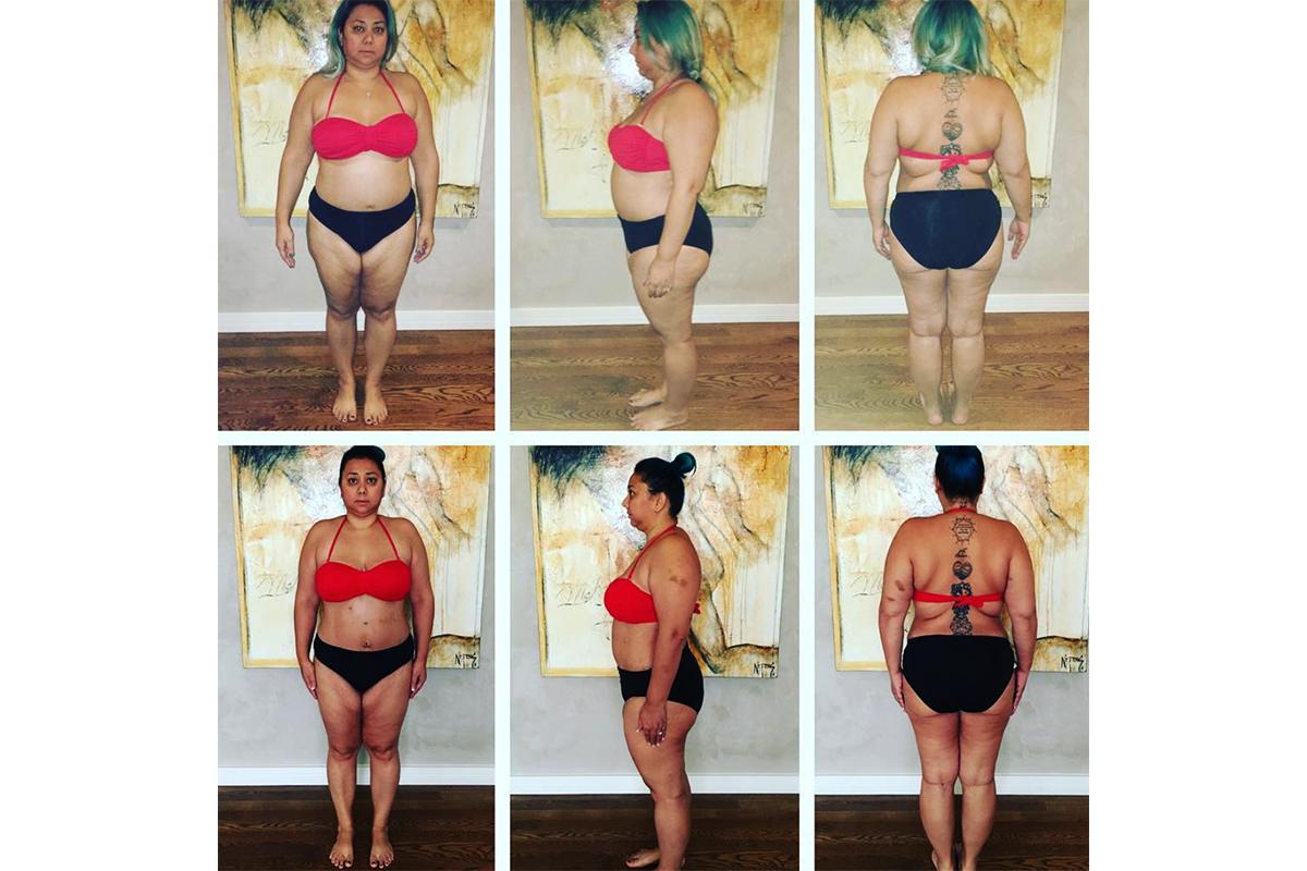Monica Alvarez-Mitchell weight loss