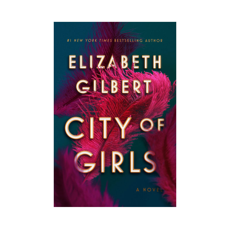 Official Rules for  City of Girls  Book Giveaway
